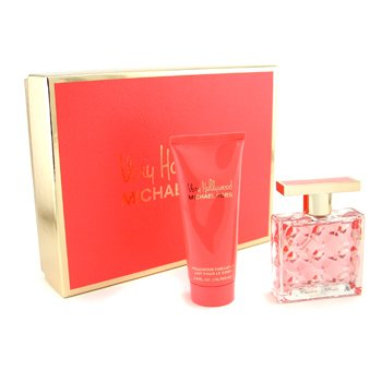 Michael Kors Very Hollywood Coffret: Eau De Parfum Spray 50ml/1.7oz + Body Lotion 100ml/3.4oz  2pcs
