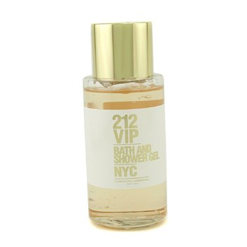 Carolina Herrera212 VIP Bath & Shower Gel 200ml/6.75oz