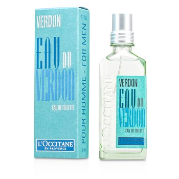L'Occitane Verdon Eau De Toilette Spray  50ml/1.7oz