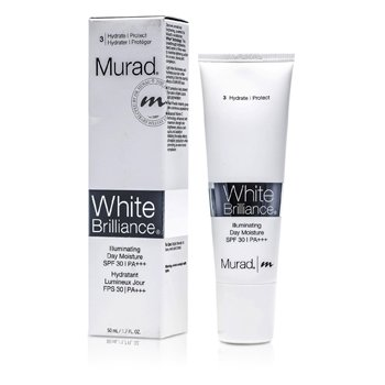 MuradWhite Brilliance Illuminating Day Moisturizer SPF 30 50ml/1.7oz