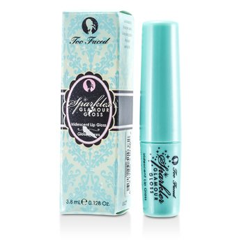 Too Faced Sparkling Glomour Brillo de Labios - Diamond Dust  3.8ml/0.128oz