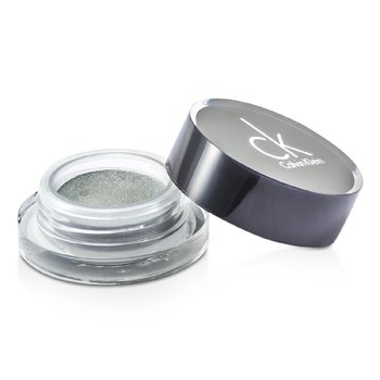 Tempting Glimmer Sheer Creme EyeShadow - #305 Snakeskin Silver (Unboxed)
