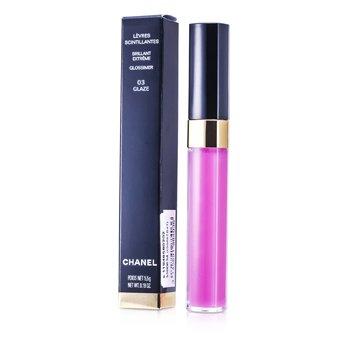 Chanel Levres Scintillantes - No. 03 Glaze 188403  5.5g/0.19oz