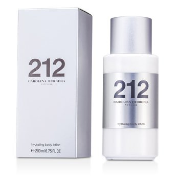 Carolina Herrera 212 Hydrating Body Lotion  200ml/6.75oz