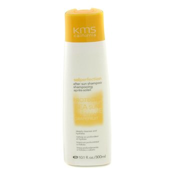 KMS California Sol Perfection After Sun Shampoo (Deeply Cleanses & Hydrates)  300ml/10.1oz