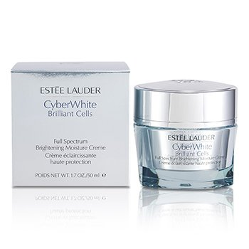 Est�e LauderCyberWhite Brilliant Cells Full Spectrum Brightening Moisture Creme 50ml/1.7oz