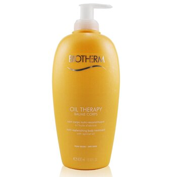 Biotherm�leo corporal Therapy Baume Corps Nutri-Replenishing Body Tratamento  with Apricot Oil ( Pele seca ) 400ml/13.52oz
