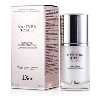 Christian DiorCapture Totale Concentrado Multi-Perfecci�n 30ml/1oz