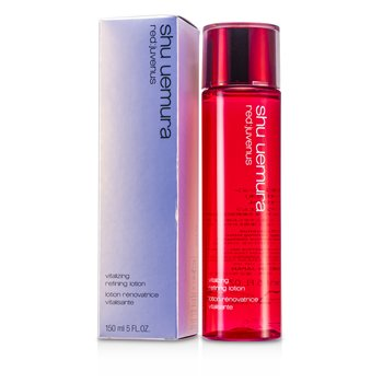 Shu Uemura Red: Juvenus Vitalizing Refining Lotion 150ml/5oz
