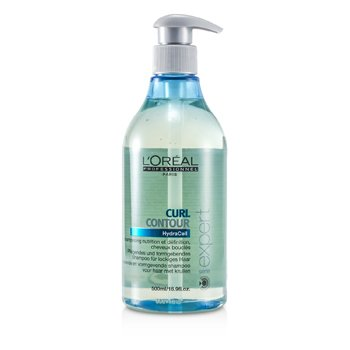 L'OrealProfessionnel Expert Serie - Curl Contour HydraCell Champ� Cabellos Rizados 500ml/16.9oz