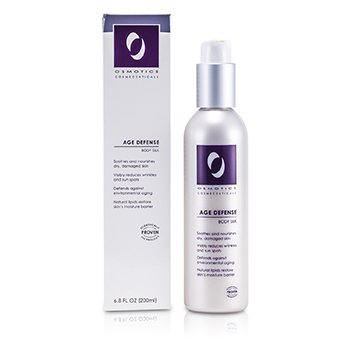 Osmotics Age Defense Barrier Repair Body Silk 200ml/...