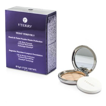 By Terry Teint Terrybly Superior Flawless Compact Foundation - #2 Ultimate Beige  5g/0.17oz