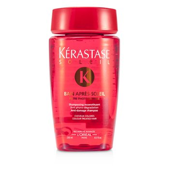 KerastaseSoleil Bain Apres-Soleil Anti-Damage Shampoo (For Color Treated Hair) 250ml/8.5oz