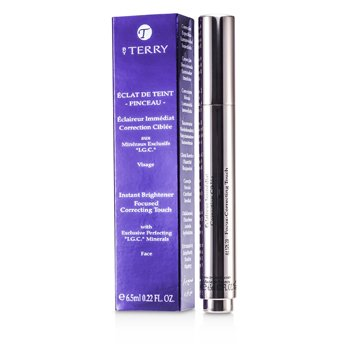 By Terry Touche Veloutee Highlighting Concealer Brush - # 03 Beige  6.5ml/0.22oz