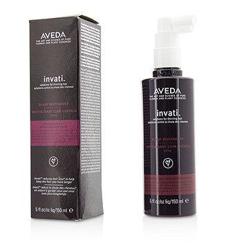 Aveda Invati Scalp Revitalizer Spray - For Thinning Hair (Salon Product)  150ml/5oz