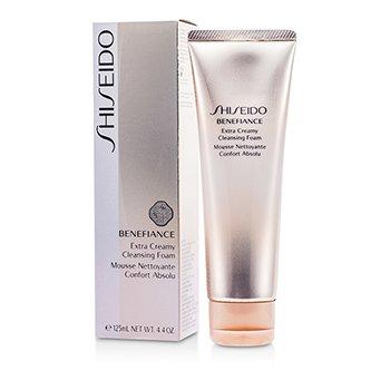Купить Benefiance Экстра Кремовая Очищающая Пенка 125ml/4.4oz, Shiseido