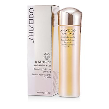 Shiseido Benefiance WrinkleResist24 Imbangan Pelembut Diperkaya  150ml/5oz