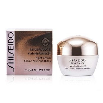 ShiseidoBenefiance ნაოჭების საწინააღმდეგო 24 ღამის კრემი 50ml/1.7oz