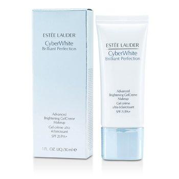 Estee LauderCyberWhite Brilliant Perfection Advanced Brightening Gel Creme Makeup SPF 2130ml/1oz