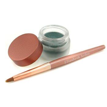 Elizabeth Arden Color Intrigue Gel Eyeliner with Brush - Ocean Teal 3.5g/0.12oz