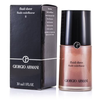 Giorgio Armani Fluid Sheer - # 11 Amber 30ml/1oz make up
