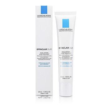 La Roche PosayEffaclar Duo Dual Action Acne Treatment 40ml/1.35oz