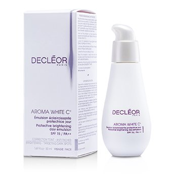 Aroma White C+ Protective Brightening Day Emulsion SPF 15PA++ 50ml/1.69oz