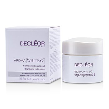 DecleorAroma White C+ Crema de Noche Iluminante Recuperadora 50ml/1.69oz