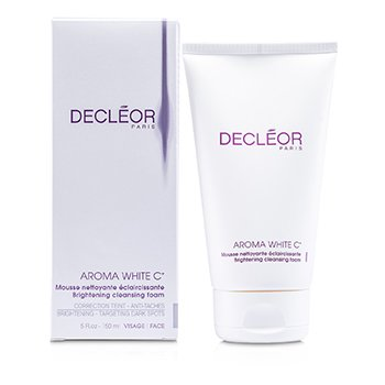 DecleorAroma White C+ Brightening Cleansing Foam 150ml/5oz