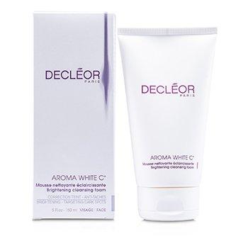 DecleorAroma White C+ Brightening Cleansing Foam 150ml/5oz