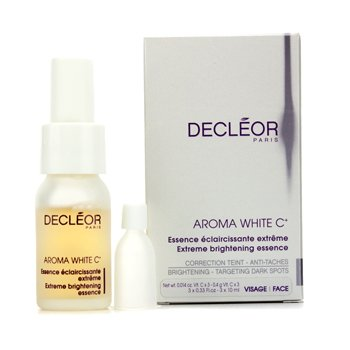 DecleorEssencia Aroma White C+ Extreme Brightening Essence 3x10ml/0.33oz