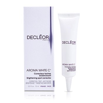 Decleor Aroma White C+ Brightening Spot Corrector Blanqueador Antimanchas  15ml/0.5oz