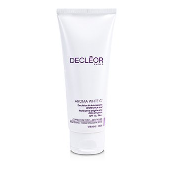 DecleorAroma White C+ Protective Brightening Day Emulsion SPF 15 PA++ (Salon Size) 100ml/3.3oz