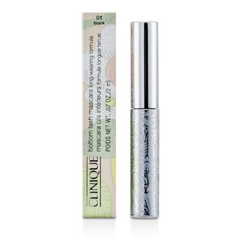 CliniqueBottom Lash Mascara - # 01 Black 2ml/0.07oz