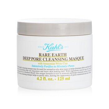 Kiehl's Rare Earth Deep Pore Masker Pembersih  142g/5oz