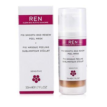 RenF10 Smooth & Renew Peel Mask (For Sensitive Skin) 50ml/1.7oz
