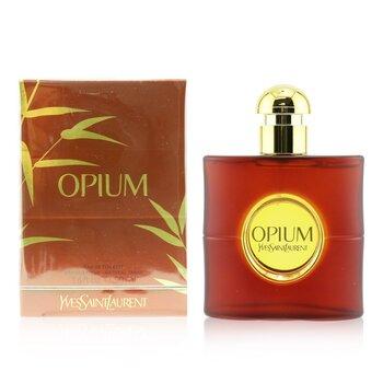 Yves Saint Laurent Opium EDT Spray (New Packaging) 50ml/1.7oz women