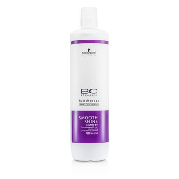 SchwarzkopfBC Smooth Shine Shampoo (For Unmanageable Hair) 1250ml/41.67oz