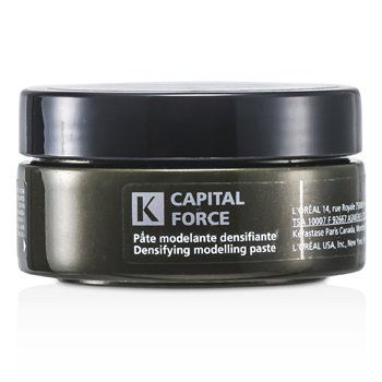KerastaseHomme Capital Force Densifying Modelling Paste 75ml/2.55oz