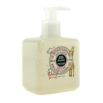 L'OccitaneGel de limpeza manteiga de karite p/ m�e e & Baby   (cabelo e corpo ) 300ml/10.1oz