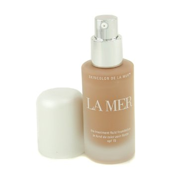 La Mer The Treatment Fluid Foundation SPF 15 – # 06 Tan 30ml/1oz