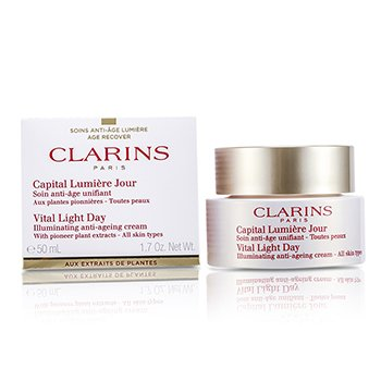 ClarinsVital Light Day Illuminating Anti-Aging Cream 50ml/1.7oz