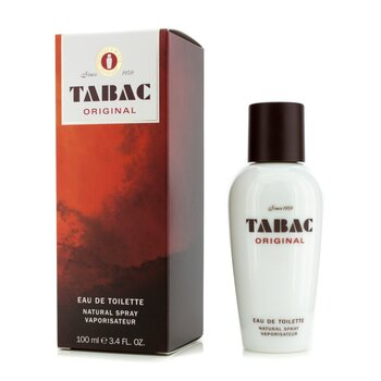 TabacOriginal Agua de Colonia Vaporizador Natural 100ml/3.4oz