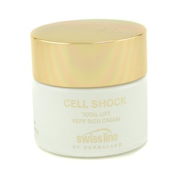 Swissline Cell Shock Total-Lift Very Rich Cream 50ml/1.7oz