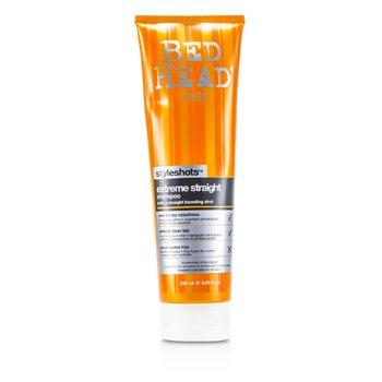 TigiBed Head Styleshots Extreme Straight Shampoo 250ml/8.45oz