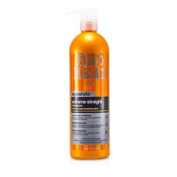 TigiBed Head Styleshots Extreme Straight Shampoo 750ml/25.36oz