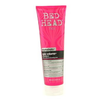 TigiBed Head Styleshots Epic Volume Champ� 250ml/8.45oz