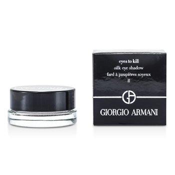 Giorgio Armani Eyes To Kill Silk Eye Shadow – # 11 White Punch 4g/0.14oz