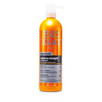 TigiBed Head Styleshots Extreme Straight Conditioner 750ml/25.36oz