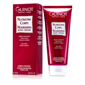 Guinot Nutrizone Corps Nourishing Body Cream (Dry Skin)  200ml/6.7oz